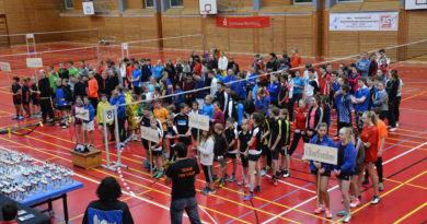 Bayerische EM U11-U19 in Lauf an der Pegnitz