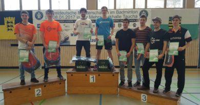 SOD-Aktiven-Meisterschaften in Taucha