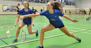 Super erfolgreiche Dillinger Badminton-Jugend
