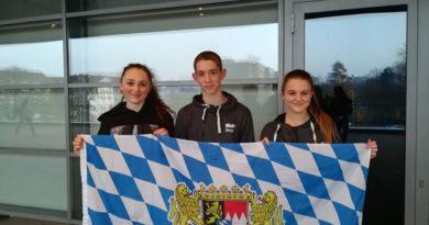 Deutsche Meisterschaft U15-19